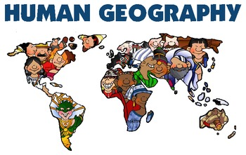 Cultural / Human Geography 90 Minute Lesson