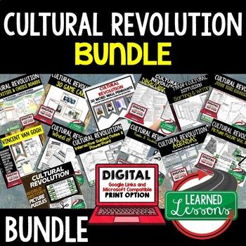 Cultural Revolution BUNDLE (World History Bundle)