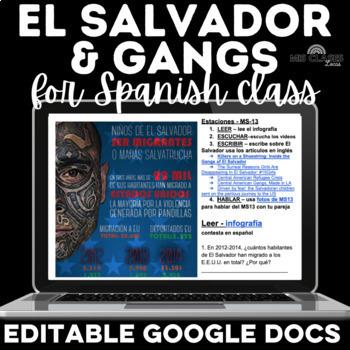 Cultural Stations: Mara Salvatrucha (MS-13)