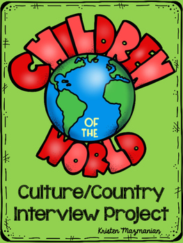 Culture/ Country Project
