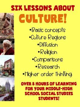 Culture Unit Bundle