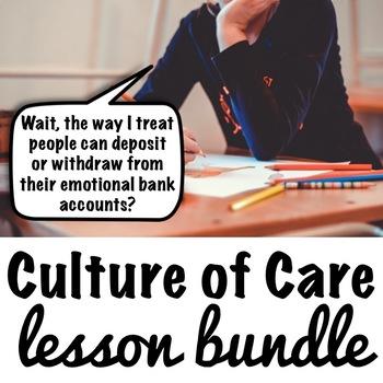 Culture of Care (Space) Bundle: Save 40%!