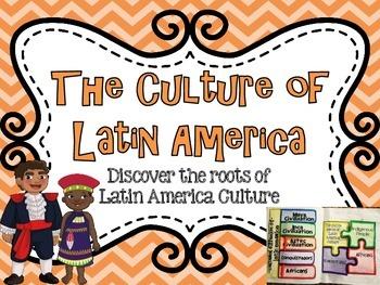Culture of Latin America (Mayans, Aztecs, Incas, Conquista
