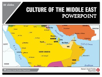 Culture of the Middle East PowerPoint