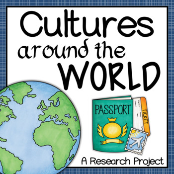Cultures around the World - A Research Project