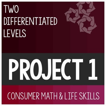 Cumulative Differentiated Project 1- High School Special E