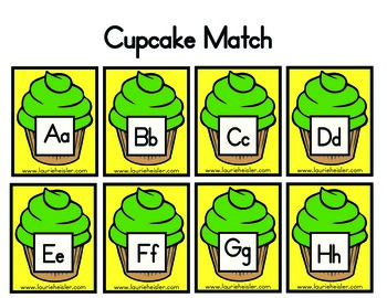 Cup Cake Mega Fun Learning Set