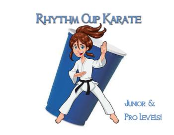 Rhythm Cup Karate