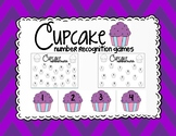 Cupacake Number Recognition