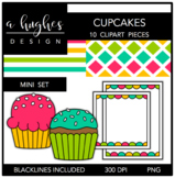 Cupakes Mini Set {Graphics for Commercial Use}