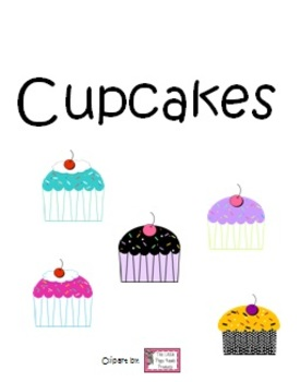 Cupcake Adapted Book
