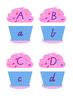 Cupcake Alphabet Match