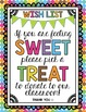 Cupcake Classroom Wish List