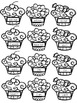 Cupcake Contractions FREEBIE
