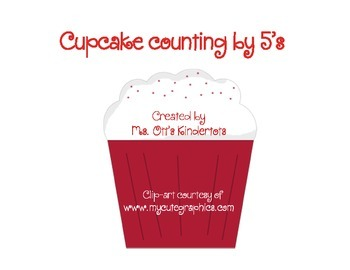 Cupcake Counting by 5's