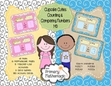 Cupcake Cuties Counting and Comparing Numbers 1-10