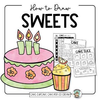 Drawing Sweet Treats