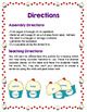 Cupcake Match - Irregular Past Tense Verbs