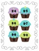 Cupcake Math Addition/Subtraction to 12 and more: Yummy in