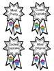 Cupcake Party Idea and Awards