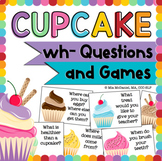Cupcake Questions {and games}