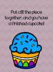 Cupcake Writing