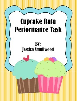 Cupcake graphing performance task
