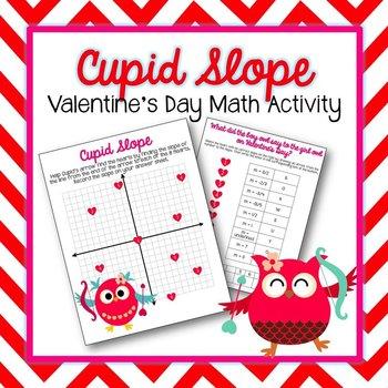 Cupid Slope - Valentine's Day Activity