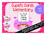 Cupid's Cards: Elementary Valentine's Day Articulation