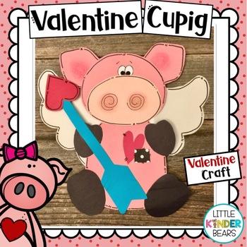 Cupig Valentine Craft