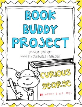 Curious George Book Buddy