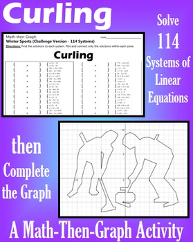 Curling - Challenge Version - 114 Systems & Coordinate Gra