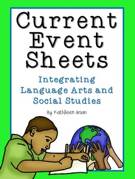 Current Event Sheets: Integrating Language Arts and Social