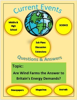 Current Events Science: Are Winds Farms the Answer to Brit