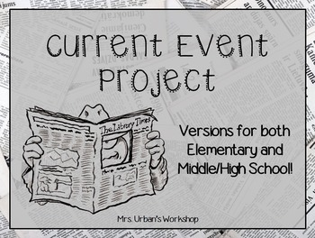Current Event Project
