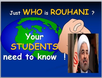 Iran Current Event with Comprehension Questions