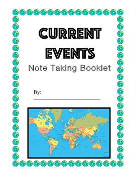 Current Events Presentations and Assessments