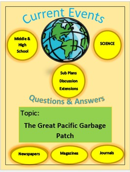 Current Events Science by Captain Planet: Great Pacific Ga