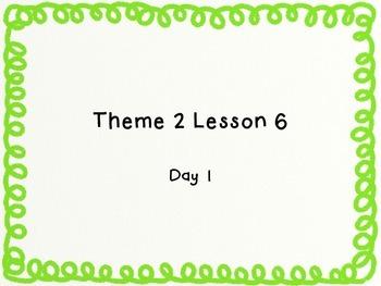 Storytown T2L6 Day1
