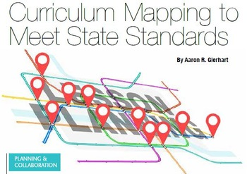 Curriculum Mapping to Meet State Standards