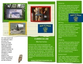 Curriculum Night Brochure for Parents