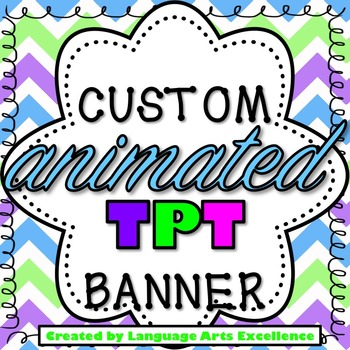 Custom Animated Quote Box Banner