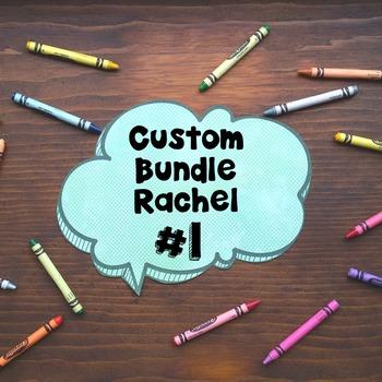 Custom Bundle #1 Rachel K.
