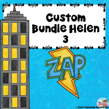 Custom Bundle #3 Helen