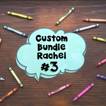 Custom Bundle #3 Rachel K.