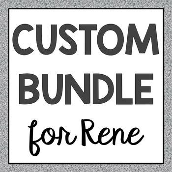 Custom Bundle for Rene