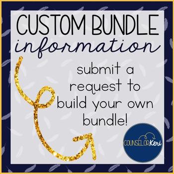 Custom Bundle Request Information