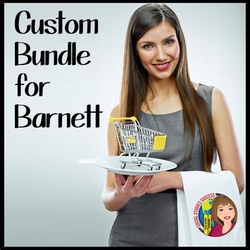 Custom Bundle for Barnett