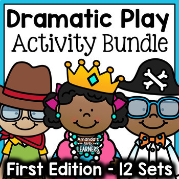 Dramatic Play Bundle - Growing!