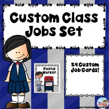 Custom Job Cards